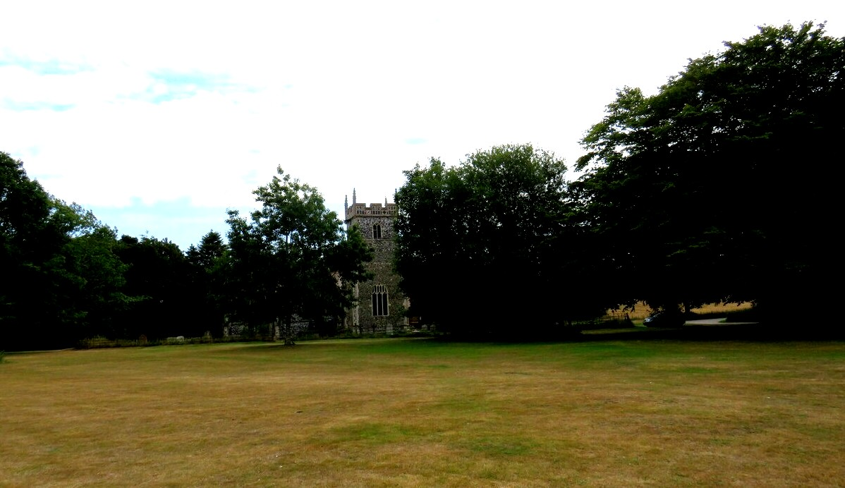 Woolverstone Hall Camping
